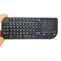 Rii Mini Teclado Sem Fio Com Mouse Touchpad Bateria Lithium