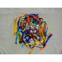 Gravatas Pet Borboleta Kit C/ 50 Unid. + 20 Mini Lacinhos