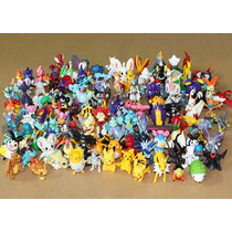 Kit 24 Miniaturas - Pokemon!