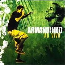Cd - Armandinho: Ao Vivo