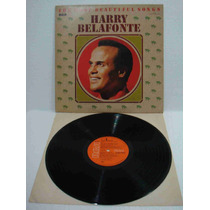 Harry Belafonte Lp Import The Most Beautiful Songs 1976