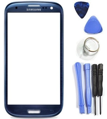 Tela Vidro Samsung Galaxy S3 Gt-i9300 Original Visor Touch