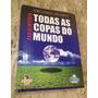 Livro Raro Copa Do Mundo - Autografado Pelos Jogadores
