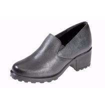 Sapato De Salto Social Feminino De Segurança 20f30 Marluvas