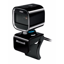 Web Cam Microsoft Lifecam Hd 6000 Usb