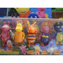 Kit 05 Bonecos Backyardigans Luminosos Articulados