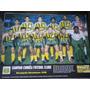 Poster Placar Sampaio Corrêa Campeão Maranhense 98 21x27 Cm