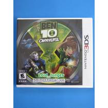 Ben 10 Omniverse - Nintendo 3ds - Lacrado - Pronta Entrega.
