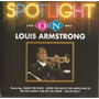 Cd Original Spotlight On Louis Armstrong Importadoi