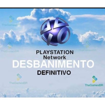 Desbanimento Ps3 Id Exclusiva