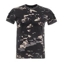 Camiseta Army Invictus Cam. Multicam Black