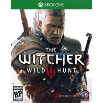 Jogo Xbox One The Witcher 3: Wild Hunt