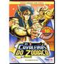 Dvd Os Cavaleiros Do Zodíaco Vol. 10 - Os Cavaleiros De Our