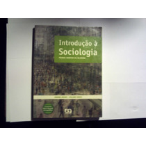 Introdução À Sociologia -persio Santos De Oliveira - 2009.