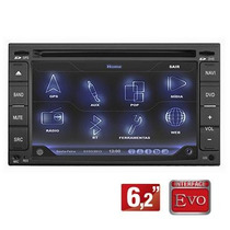 Dvd Universal Tv Digital+gps+bluetooth+usb+sd+mp3+mp4... - O