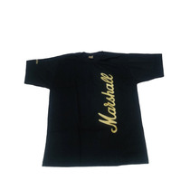 Camisa / Camiseta Marca Instrumento Musical Marshal