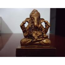 Estatua Enfeite Deusa Ganesha Ornamento Ganexa Ganesh