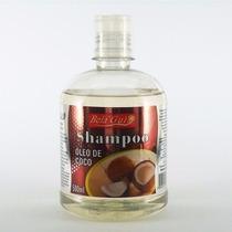 Shampoo Restaurador Capilar Óleo De Coco 500ml