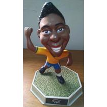 Tot Toys Caricraque Pelé Seleção Brasileira