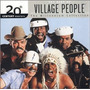 Cd Village People The Best Of The : 20th Century Masters
