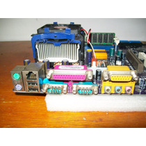A064-kit Ecs P4vxasd2+ 1,6ghz+espelho E Cabos.