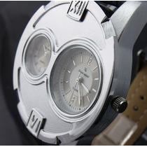 Relógio Militar Aço Inoxidável V6 Speed Quartz Analógico
