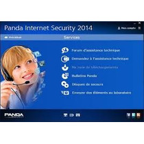 Panda Internet Security 1 Ano 5 Pc Atualiza 2014