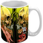 Caneca Personalizada Guitar Hero Metallica Ps3 Xbox 360