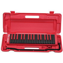Escaleta Fire Red-black - Hohner Melodica