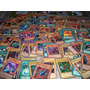 Mega Oferta 110 Cards Yu-gi-oh + 5 De Brinde - Imperdível!