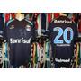 Grêmio - Camisa 2011 Reserva 4º Uniforme De Jogo # 20