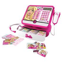 Caixa Registradora Barbie - Intek