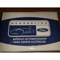 Módulo Conforto Kit Anti-esmagamento Automatizador Orig Ford