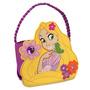 Bolsa Rapunzel Infantil Disney Acessorio Fantasia Feltro