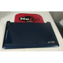 Tampa Tela Original Netbook Acer Aspire One Zg5 Azul