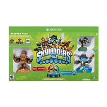 Skylanders Swap Force - Kit Inicial Xbox One Com 3 Bonecos