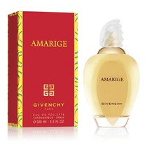 Perfume Givenchy Amarige 100ml   Lacrado E 100% Original