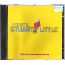 Cd O Pequeno Stuart Little Trilha Sonora Original Do Filme