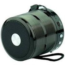 Caixinha Som Portatil Bluetooth 20w Sd Usb Radio Fm Caixa