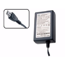 Fonte Impressora Hp Deskjet D1460 Plug Cinza + Cabo Ac