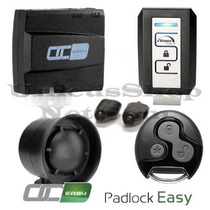 Alarme Automotivo Carro Olimpus Padlock Easy 2 Controles