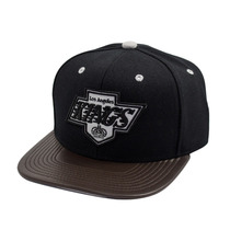 Boné Mitchell And Ness Snapback Los Angeles Kings