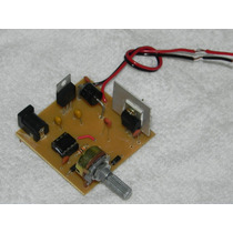Controlador P/ Motor Mabuchi Vidro Eletrico Maquina Pwm