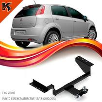 Engate De Reboque Engetran Fiat Punto 2010 Á 2012