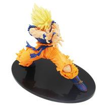 Action Figure Goku Dragon Ball 18 Cm Frete Gratis