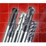 Fresa Topo Metal Duro Reta Esferica Micro C/ Cobertura Tiain