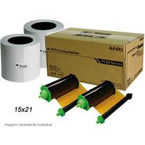 Papel 15x20 Para Impressoras Hiti P720