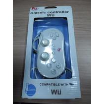 Controle Classic Para Nintendo Wii Play Games Novo Lacrado