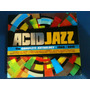 Cd Acid Jazz Cd Triplo - The Complete Anthology: 1968/2010