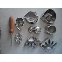 Kit Frisador Para Flor De E.v.a. - Rosa Grande
